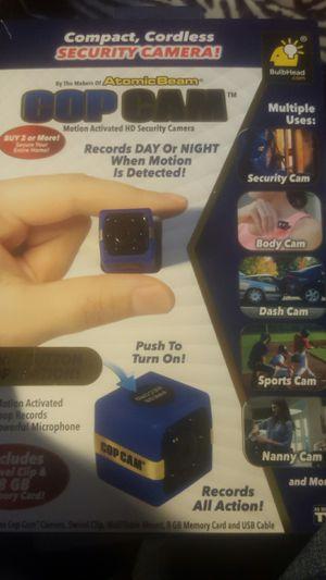 Brand New Tiny Camera Wireless Security Spy for Sale in San Antonio, TX