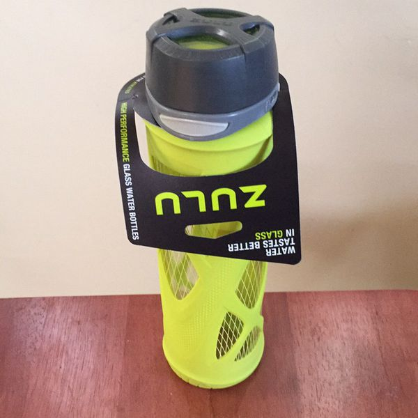 78d428c51de Zulu high performance 20 oz Glass Water Bottle. New for Sale in ...