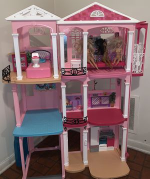 Barbie doll dream house for Sale in Colesville, MD