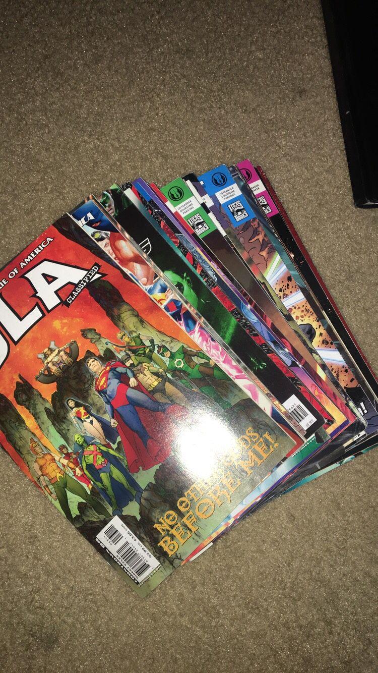 Comic Books 50+