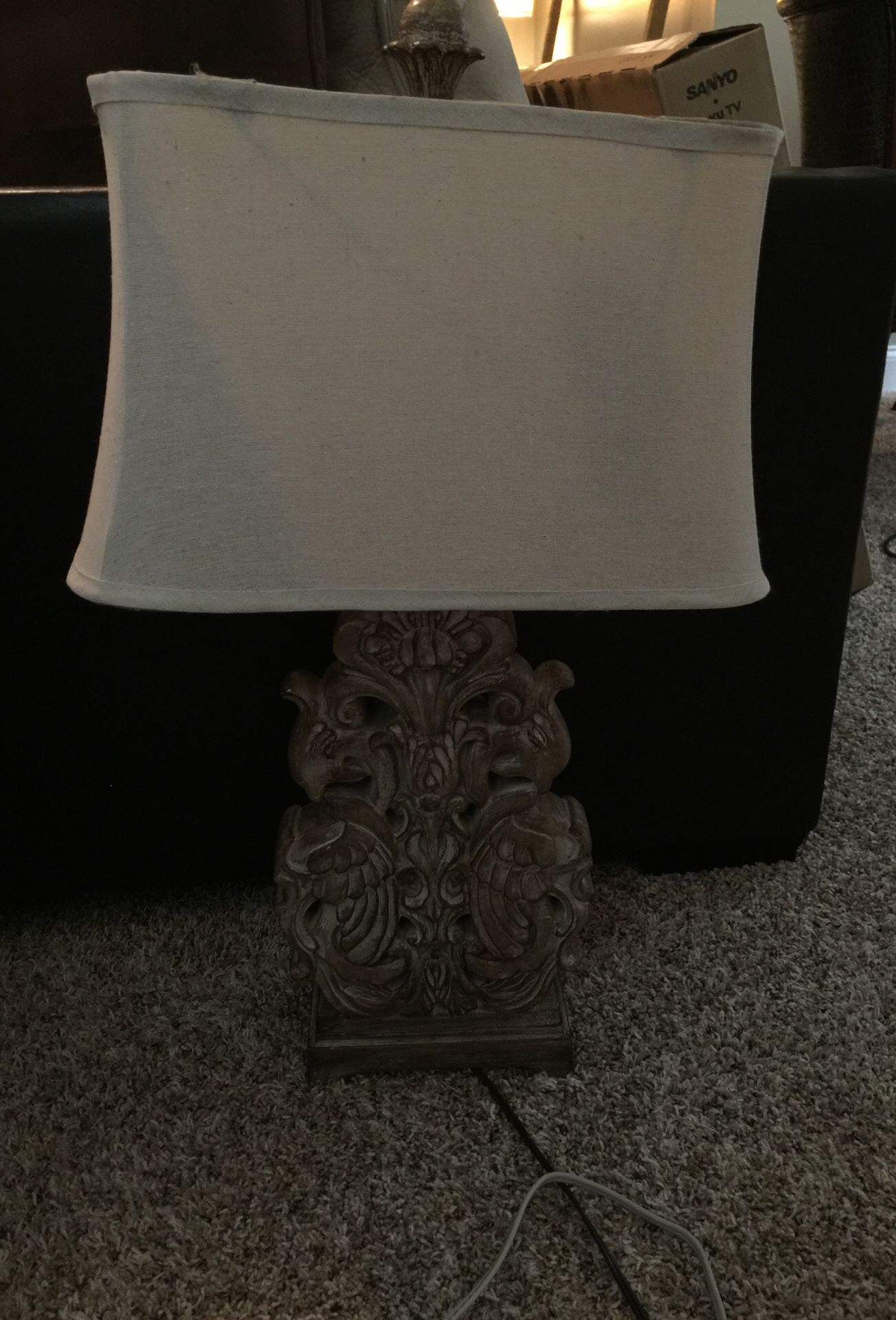 2 Lamps Medium Size