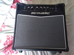 Guitar amplifier for Sale in Reston, VA