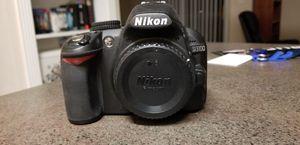 Nikon D3100 with lenses for Sale in Ashburn, VA