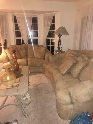 Couch set for Sale in Fairfax, VA