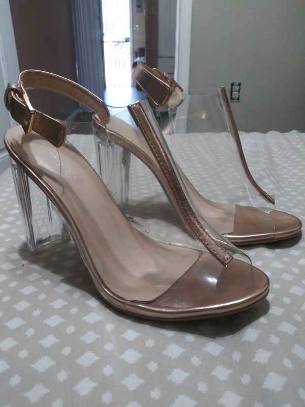 04deec7b914 New and Used Clear heels for Sale in Victorville, CA - OfferUp