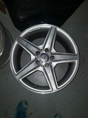 mercedes benz amg rims for Sale in Miami, FL