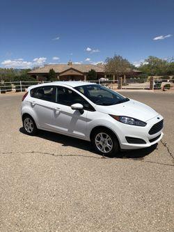 2015 Ford Fiesta Thumbnail