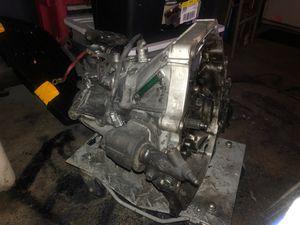 Photo D series 5 speed transmission