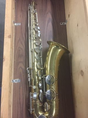 Olds Parisian Ambassador Tenor Saxophone for Sale in Highland, IL