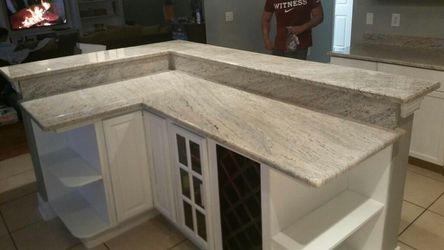 Granite counter top Thumbnail