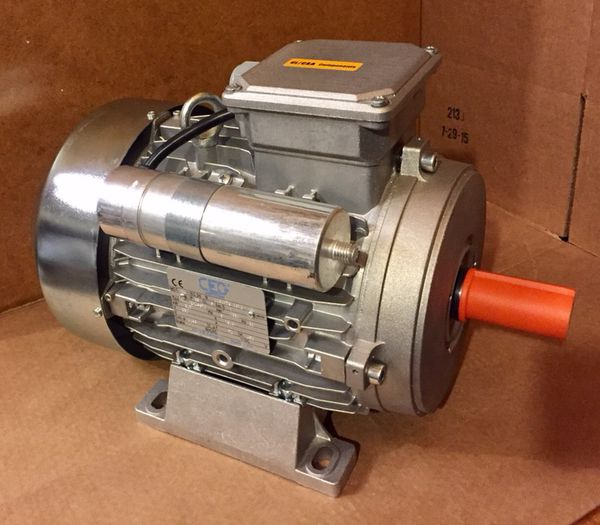 Ceg 5 Hp Single Phase Electric Motor Corona