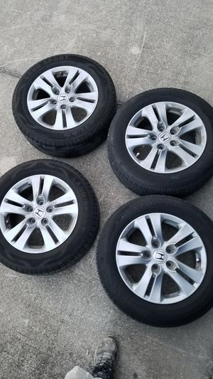 215/60/R16 Honda Rims & Tires for Sale in Orlando, FL
