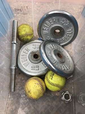 Barbell 10 lb for Sale in Taylor, TX