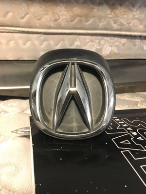 Jays Racing Steering Wheel Emblem For Sale In Long Beach CA OfferUp - Acura rsx front emblem