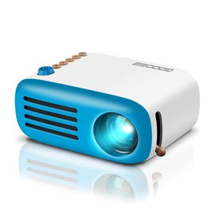 New Mini Projector, LED Pico Projector for Home Theater, Pocket Video Projector 50 Ansi Lumen Support HDMI Smartphone PC Laptop USB for Movie Games for Sale in Brooklyn, NY