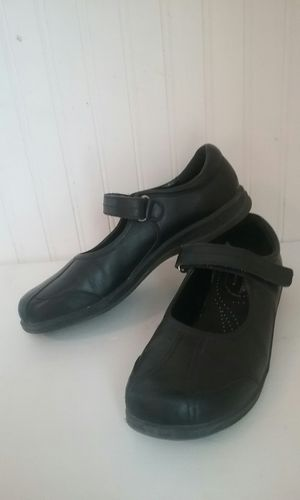 Black girls shoes size 3w for Sale in Price, UT