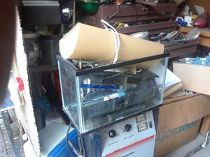 Small aquarium tank for Sale in Tampa, FL