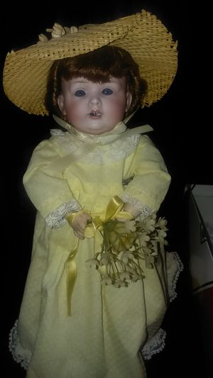 Antique porcelain doll for Sale in Ames, IA