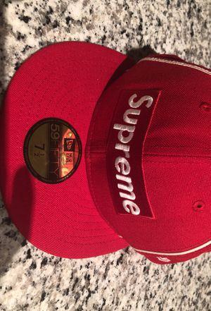 Supreme box logo hat for Sale in McLean, VA