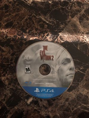 The Evil Within 2 / PS4 for Sale in Las Vegas, NV