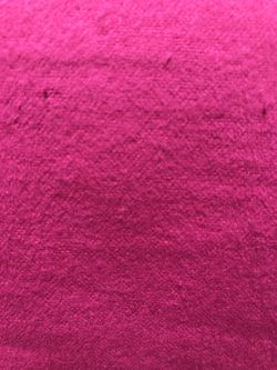 Bright Pink Felt Fabric Thumbnail