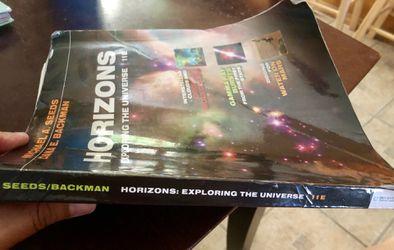 Horizons exploring the universe 11th edition Thumbnail