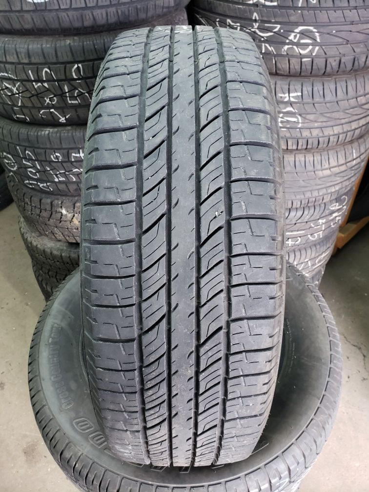 4 Tires 235/ 65/ R18. like new
