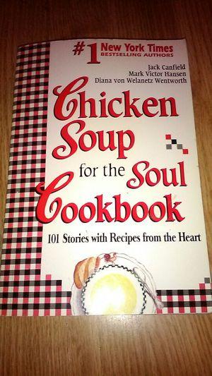 Chicken noodle soup cookbook for Sale in Denver, CO