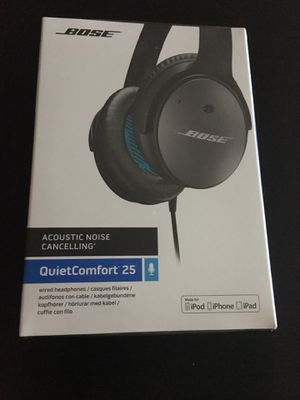Brand New Bose QC25 for Sale in NO POTOMAC, MD