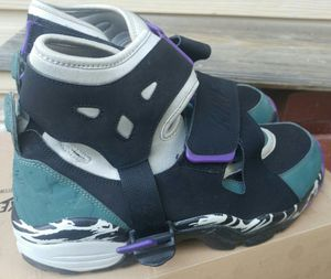 OG Nike Air Carnivore Retro max jordan lebron kd penny kobe foamposite for Sale in Bowie, MD
