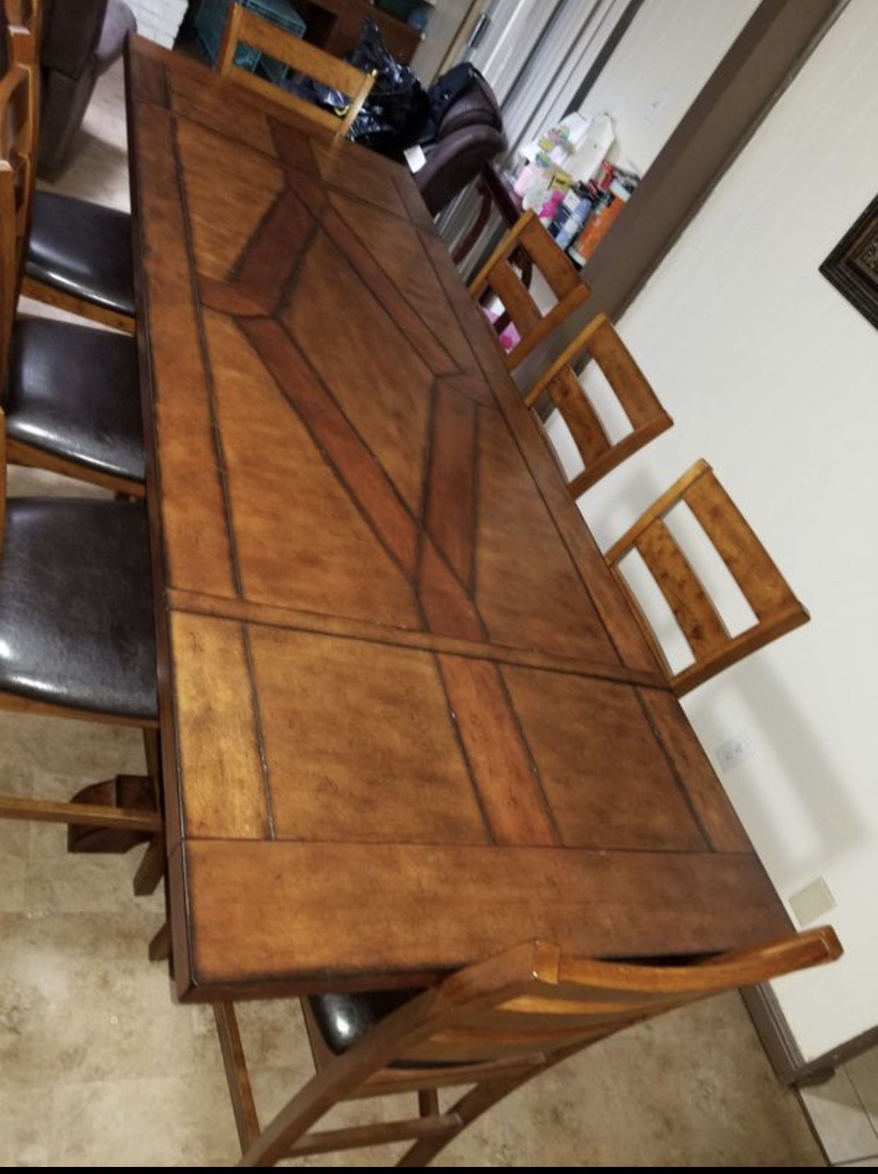 Dining table $700 obo