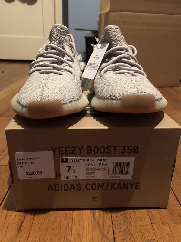 """8237473d587c Adidas Yeezy Boost 350 V2 """"Sesame"""" for Sale in Silver Spring"""
