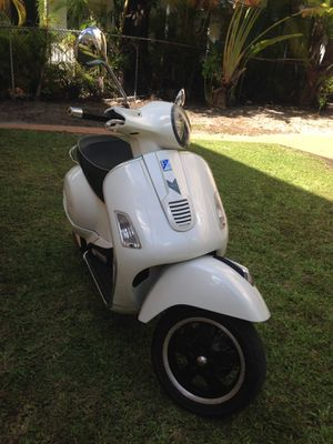 Vespa GTS 250cc model 2009 for Sale in Bethesda, MD