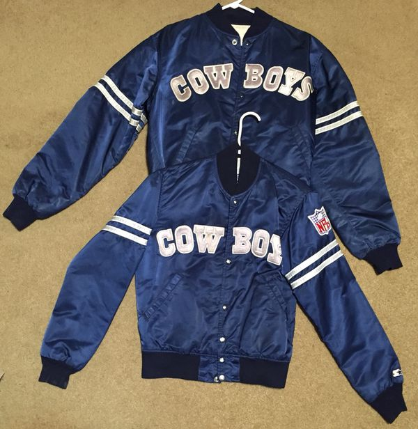 buy online 5dc6f 82372 STARTER Pro-Line Dallas Cowboys NFL Football Coats Jackets for Sale in  Woodburn, OR - OfferUp