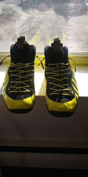 Photo Nike Air Yellow Foam