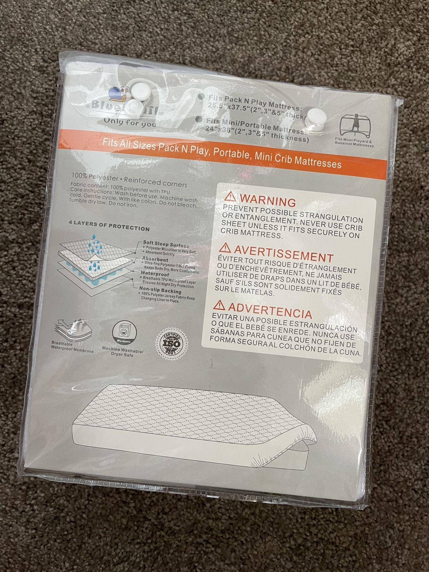 New Waterproof Pad Cover