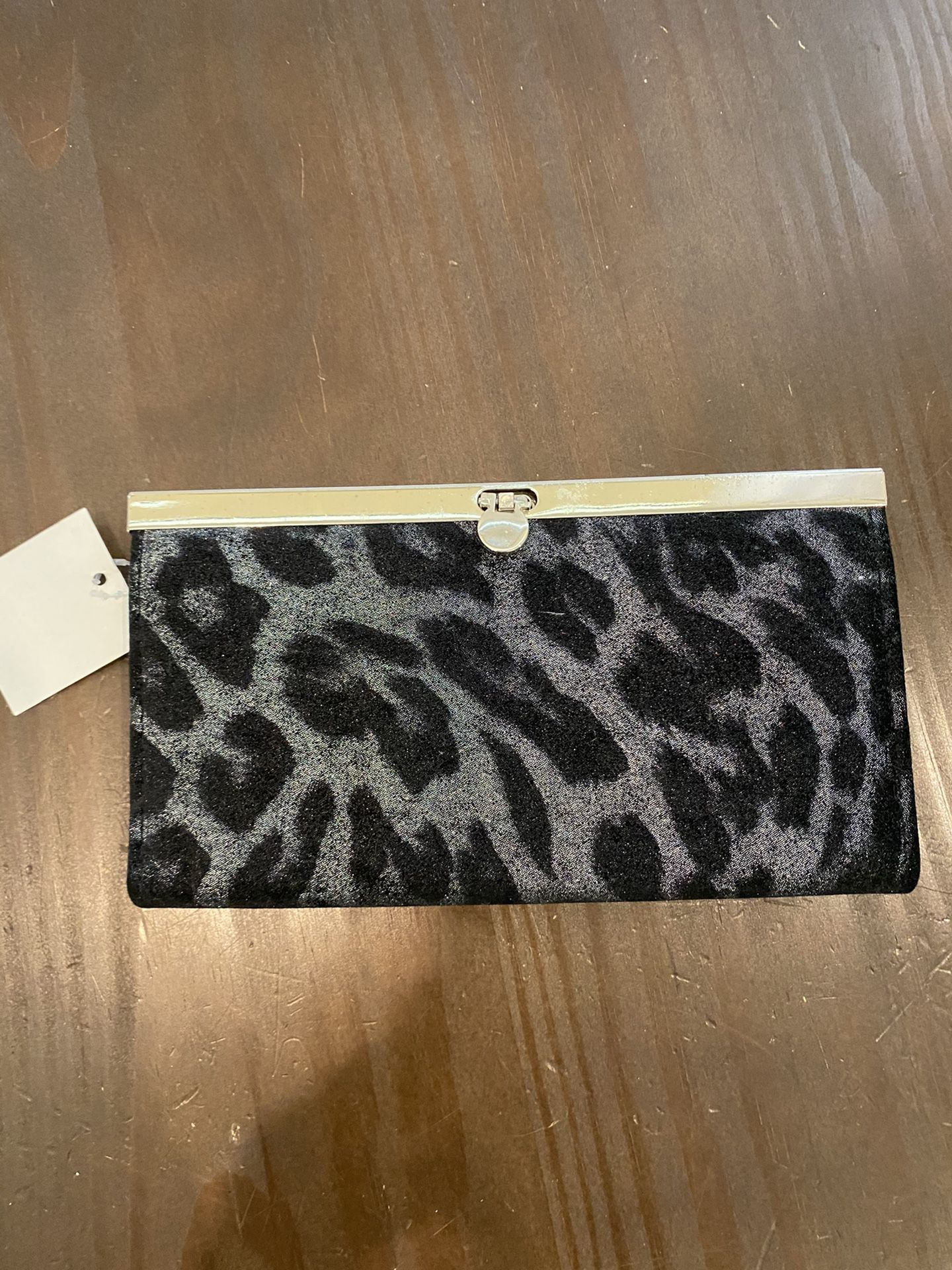 Leopard Wallet