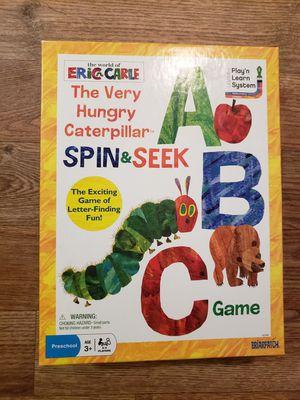 Spin&Seek A B C game for Sale in Chula Vista, CA