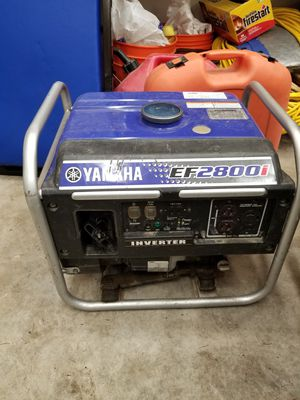 Generator for Sale in OR, US