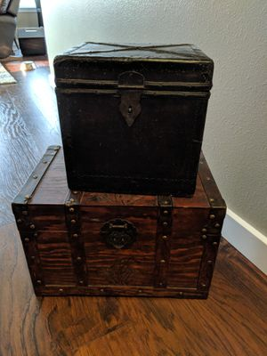Decorative Chests for Sale in East Wenatchee, WA