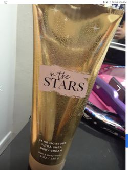 BATH & BODY WORKS IN THE STARS LOTION Thumbnail