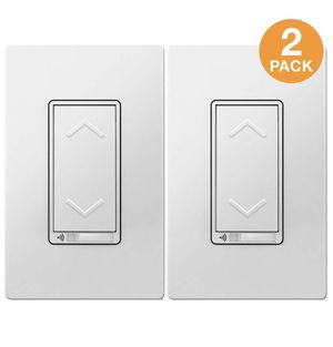 Brand New | Smart Wi-Fi Dimmer Switch - Pack of 2 for Sale in Fairfax, VA