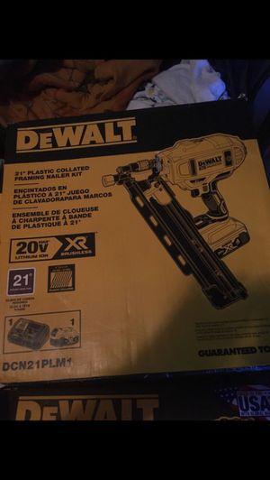 Dewalt nail gun for Sale in Sanford, FL