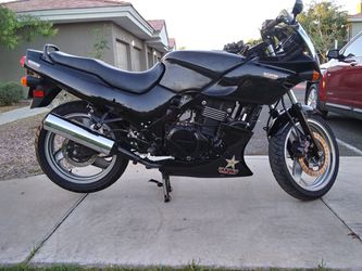 1998 Kawasaki Ninja 500R  Thumbnail