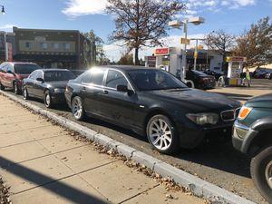 !!!!!!! 2006 BMW 745i !!!!!!!! for Sale in Washington, DC