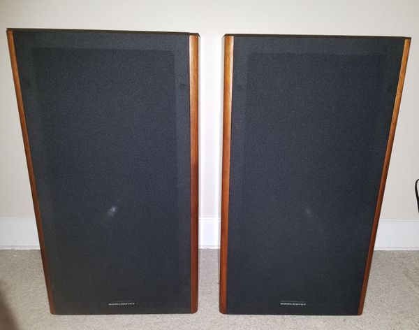 Dahlquist Speakers M905 Complete Restoration for Sale in Chicago, IL -  OfferUp