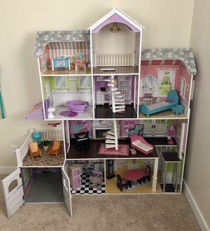 """Kid Kraft """"Wood"""" Oversized Doll House for Sale in Auburn, WA"""