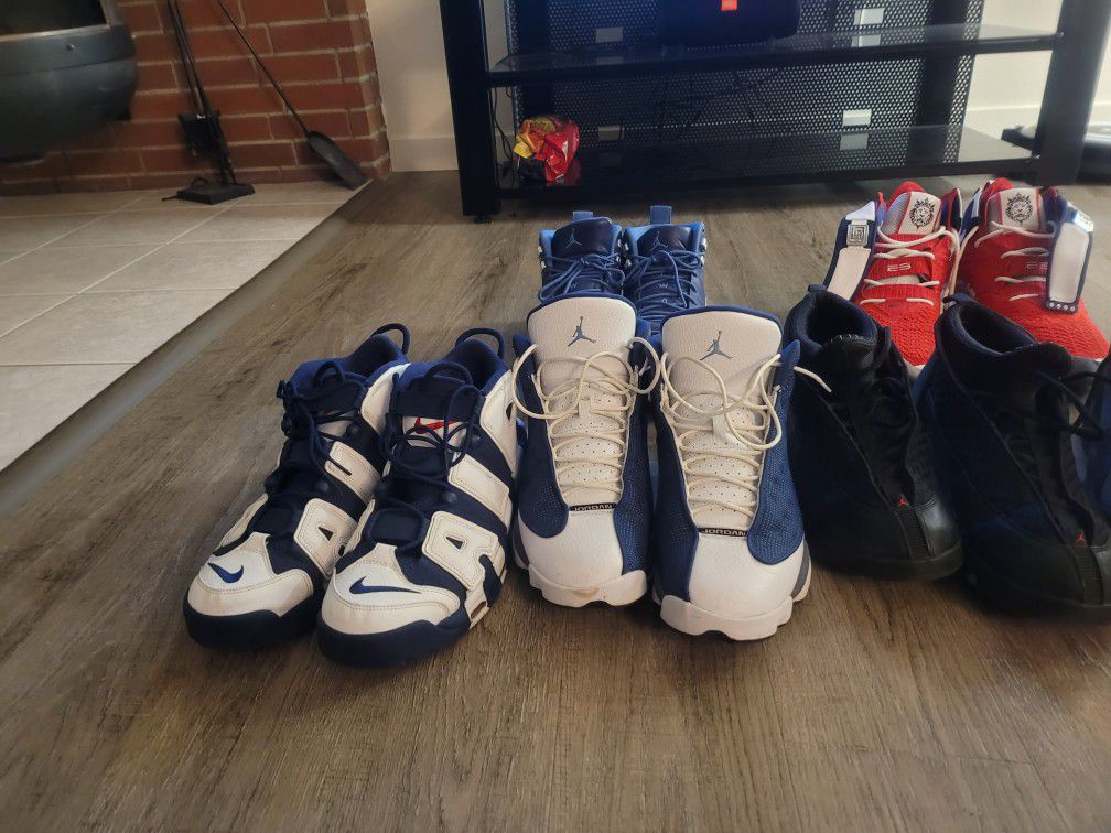 Jordan And Nike In Great Condition