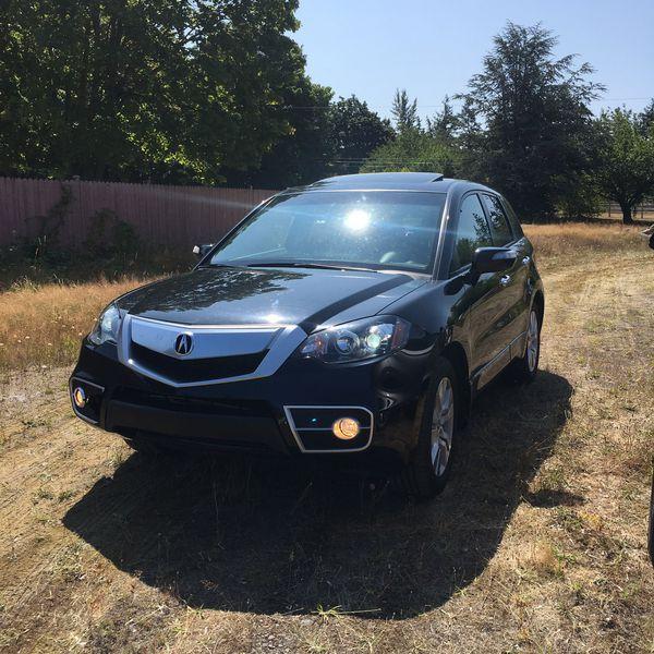 2010 Acura RDX For Sale In Bellingham, WA