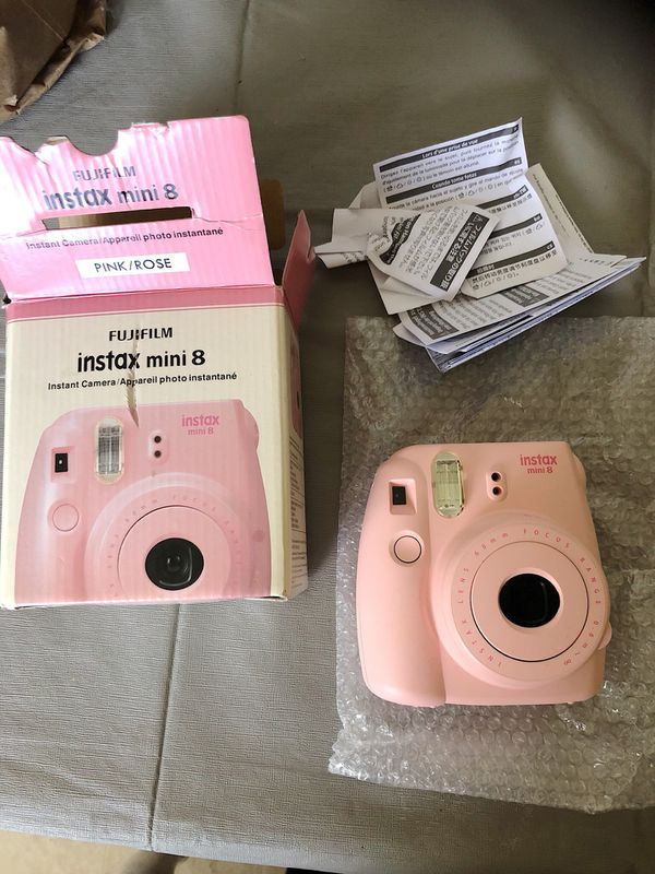 Fujifilm Instax Mini 8 Camera Like New For Sale In Oakland Ca Offerup
